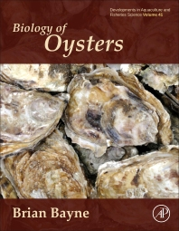 Biology of Oysters - 1st Edition - ISBN: 9780128034729, 9780128035009