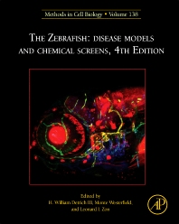Cover image for The Zebrafish: Disease Models and Chemical Screens