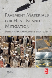 Cover image for Pavement Materials for Heat Island Mitigation