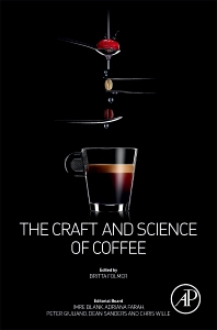 cover of The Craft and Science of Coffee - 1st Edition