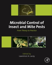 Cover image for Microbial Control of Insect and Mite Pests