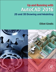 Cover image for Up and Running with AutoCAD 2016