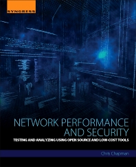 Cover image for Network Performance and Security