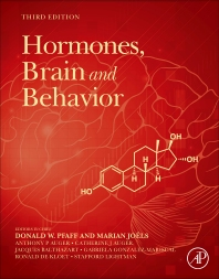 Cover image for Hormones, Brain and Behavior