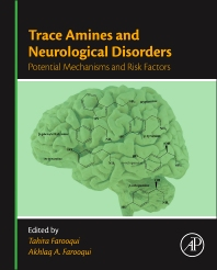 Cover image for Trace Amines and Neurological Disorders