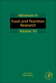 Advances in Food and Nutrition Research - 1st Edition - ISBN: 9780128036068, 9780128036440