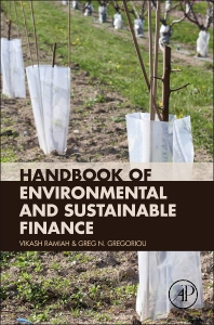 Cover image for Handbook of Environmental and Sustainable Finance