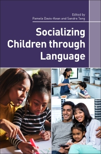 Cover image for Socializing Children through Language