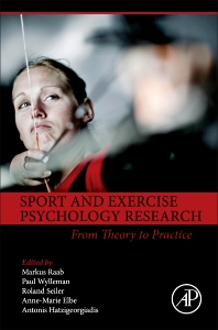 Cover image for Sport and Exercise Psychology Research