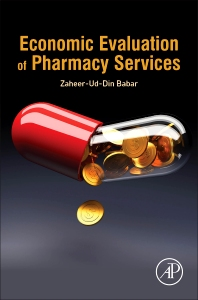 Cover image for Economic Evaluation of Pharmacy Services