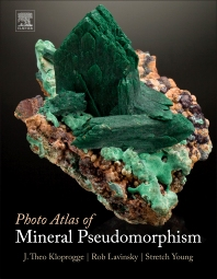 Cover image for Photo Atlas of Mineral Pseudomorphism