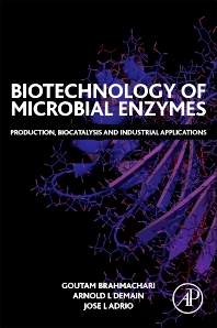 Cover image for Biotechnology of Microbial Enzymes