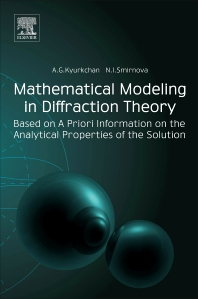 Cover image for Mathematical Modeling in Diffraction Theory