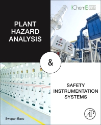 Cover image for Plant Hazard Analysis and Safety Instrumentation Systems