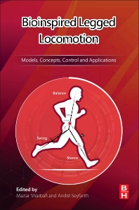 Cover image for Bioinspired Legged Locomotion