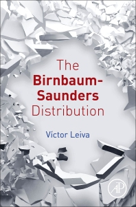 Cover image for The Birnbaum-Saunders Distribution