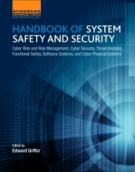 Cover image for Handbook of System Safety and Security