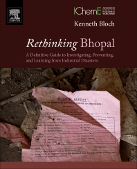 Cover image for Rethinking Bhopal