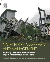 Cover image for Natech Risk Assessment and Management