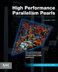 Cover image for High Performance Parallelism Pearls Volume Two