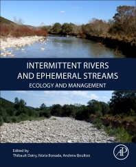 Intermittent Rivers and Ephemeral Streams - 1st Edition - ISBN: 9780128038352, 9780128039045