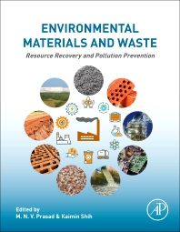 Cover image for Environmental Materials and Waste