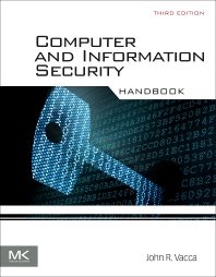 Cover image for Computer and Information Security Handbook