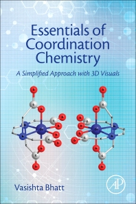 Cover image for Essentials of Coordination Chemistry