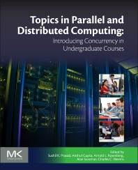 Cover image for Topics in Parallel and Distributed Computing