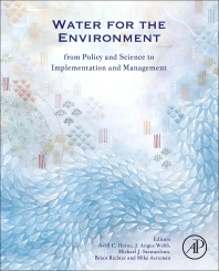 Cover image for Water for the Environment