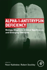 Book cover image for Alpha-1-antitrypsin Deficiency
