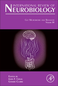 Cover image for Gut Microbiome and Behavior