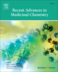 Cover image for Recent Advances in Medicinal Chemistry, Volume 1