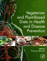Book cover image for Vegetarian and Plant-Based Diets in Health and Disease Prevention