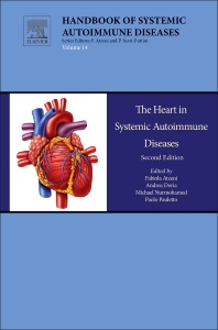 Cover image for The Heart in Systemic Autoimmune Diseases