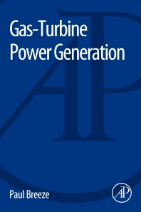 Gas-Turbine Power Generation - 1st Edition - ISBN: 9780128040058, 9780128040553