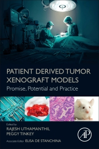 Cover image for Patient Derived Tumor Xenograft Models