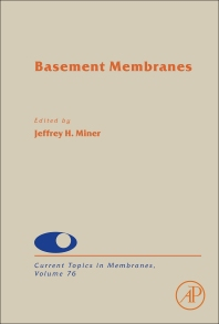 Cover image for Basement Membranes