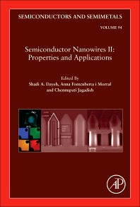 Cover image for Semiconductor Nanowires II: Properties and Applications