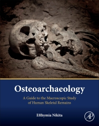 Cover image for Osteoarchaeology