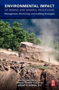 Cover image for Environmental Impact of Mining and Mineral Processing