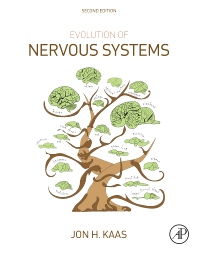Cover image for Evolution of Nervous Systems
