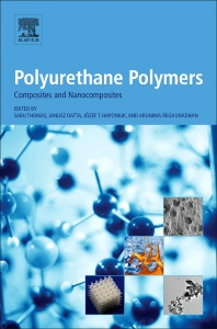 Cover image for Polyurethane Polymers: Composites and Nanocomposites