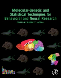 Cover image for Molecular-Genetic and Statistical Techniques for Behavioral and Neural Research