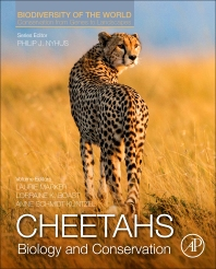 cover of Cheetahs: Biology and Conservation - 1st Edition