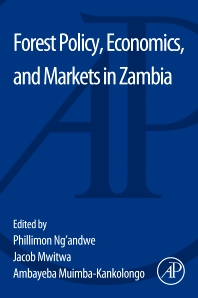 Cover image for Forest Policy, Economics, and Markets in Zambia