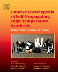 Cover image for Concise Encyclopedia of Self-Propagating High-Temperature Synthesis