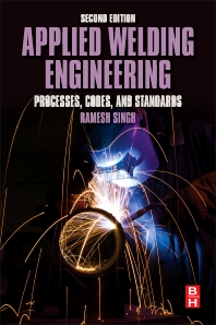 Cover image for Applied Welding Engineering