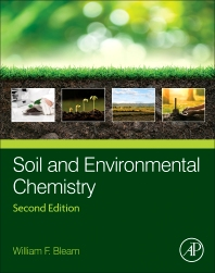 cover of Soil and Environmental Chemistry - 2nd Edition