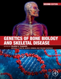 cover of Genetics of Bone Biology and Skeletal Disease - 2nd Edition